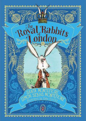 The Royal Rabbits of London Cover Image