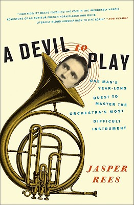 Cover for A Devil to Play