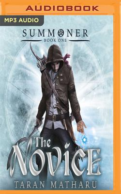 The Novice (Summoner Trilogy #1) Cover Image