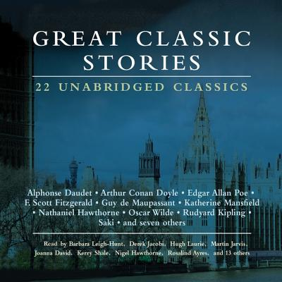 Great Classic Stories (Audio Editions) Cover Image