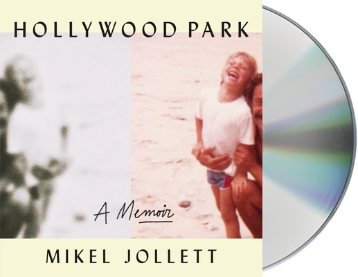 Hollywood Park: A Memoir Cover Image