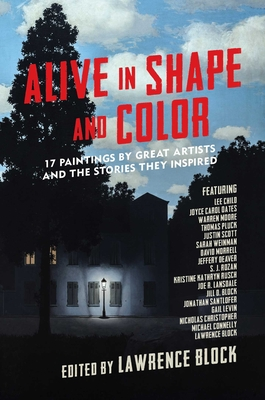 Alive in Shape and Color: 16 Paintings by Great Artists and the Stories They Inspired Cover Image