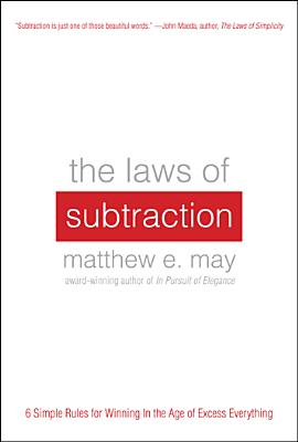 The Laws of Subtraction Cover