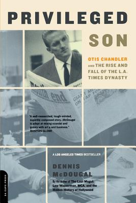 Cover for Privileged Son