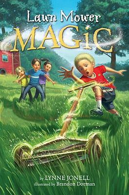 Lawn Mower Magic Cover