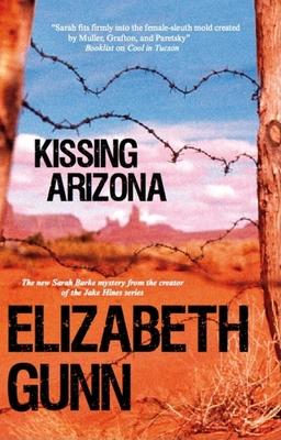Kissing Arizona Cover