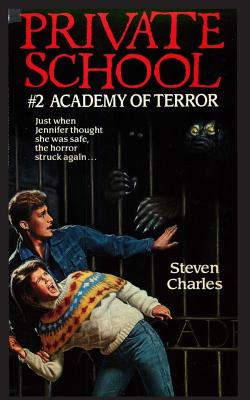 Private School #2, Academy of Terror Cover Image