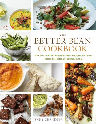 The Better Bean Cookbook Cover