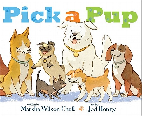 Pick a Pup Cover