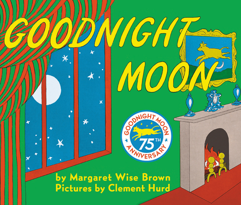 Goodnight Moon Board Book Cover Image