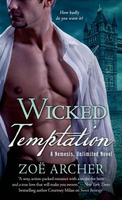 Wicked Temptation Cover