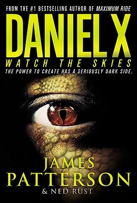 Daniel X Cover