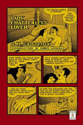 Lady Chatterley's Lover: (Penguin Classics Deluxe Edition) Cover Image