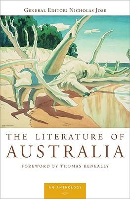 Cover for The Literature of Australia