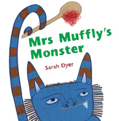 Mrs. Muffly's Monster Cover