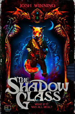 Cover for The Shadow Glass