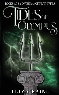 Cover for Tides of Olympus