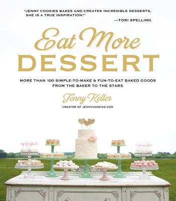 Eat More Dessert Cover