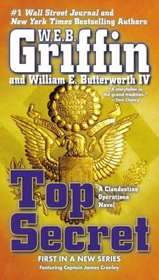 Top Secret (A Clandestine Operations Novel #1) Cover Image