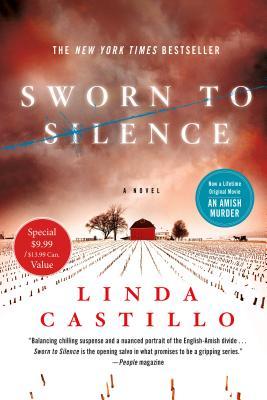 Sworn to Silence: A Kate Burkholder Novel Cover Image