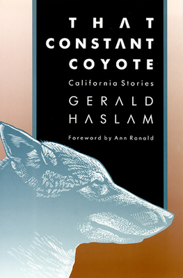 That Constant Coyote: California Stories Cover Image