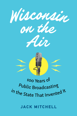 Cover for Wisconsin on the Air