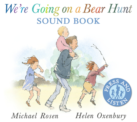 We're Going on a Bear Hunt Sound Book Cover Image
