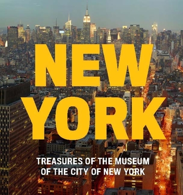 New York: Treasures of the Museum of the City of New York (Tiny Folio) Cover Image