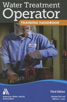 Water Treatment Operator Training Handbook Cover Image