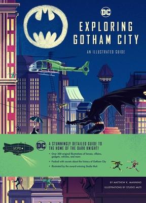 Exploring Gotham City Cover Image