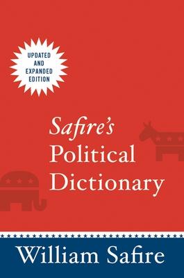 Safire's Political Dictionary Cover