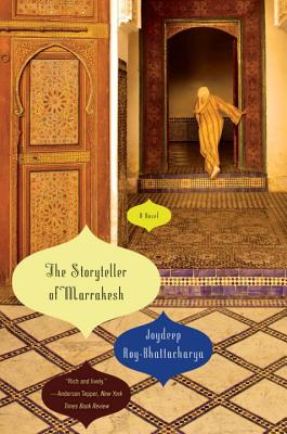 The Storyteller of Marrakesh Cover Image