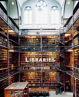 Libraries: Candida Höfer Cover Image
