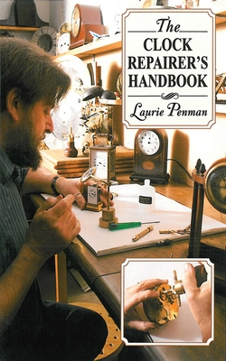 The Clock Repairer's Handbook Cover Image