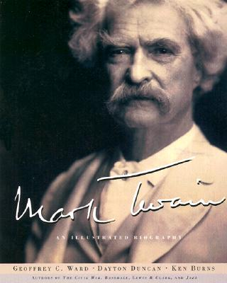 Mark Twain: An Illustrated Biography Cover Image