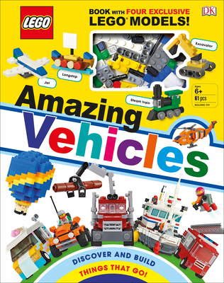 LEGO Amazing Vehicles Cover Image