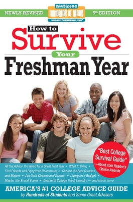 How to Survive Your Freshman Year  cover image