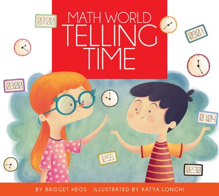Cover for Telling Time (Math World)