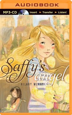 Cover for Saffy's Angel (Casson Family #1)