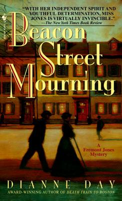 Beacon Street Mourning: A Fremont Jones Mystery Cover Image