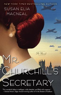 Mr. Churchill's Secretary Cover
