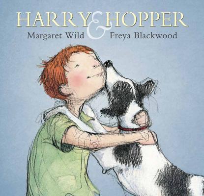 Harry & Hopper Cover