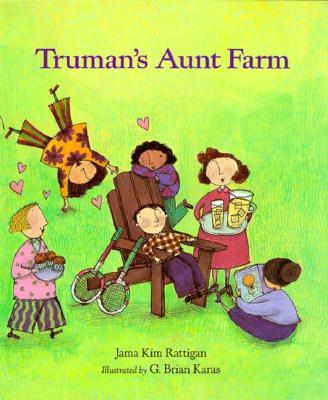 Cover for Truman's Aunt Farm