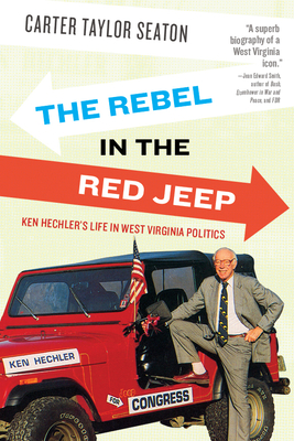 Rebel in the Red Jeep