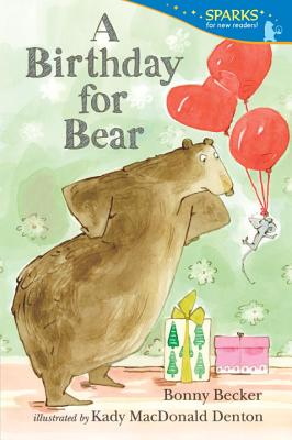 A Birthday for Bear Cover