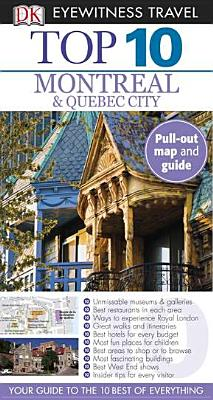 Top 10 Montreal & Quebec City Cover Image