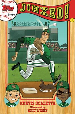 A TOPPS League Book: Book One: Jinxed! Cover Image