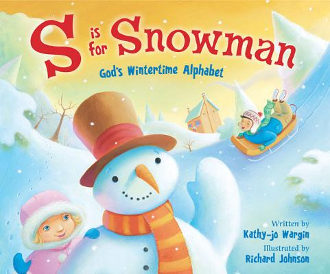 S Is for Snowman Cover