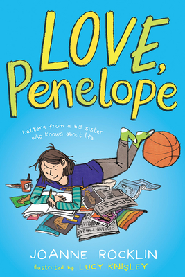 Love, Penelope by Joanne Rocklin