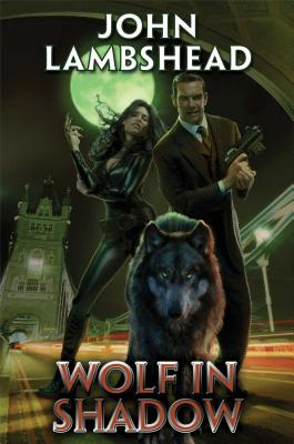 Wolf in Shadow Cover Image